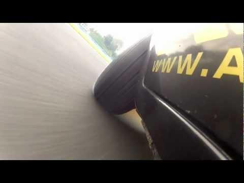 Goldmember Mk2 Escort drifting vs Nankang Tyres