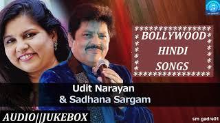 Video Best of Udit Narayan & Sadhna Sargam Bollywood Hindi Songs Jukebox Songs MP3, 3GP, MP4, WEBM, AVI, FLV Juli 2018