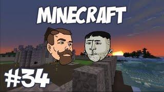Minecraft - Episode 34 - Slow Motion Kill Shot