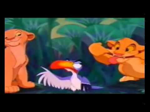 Soundtrack König Der Löwen   Ich will jetzt gleich König Sein