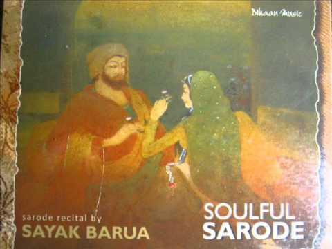 Soulful Sarodc- Audio