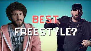 Video Best White Rapper Freestyle? (Lil Dicky/Mac Miller/Eminem/G-Eazy/MGK/Logic) MP3, 3GP, MP4, WEBM, AVI, FLV Juni 2019