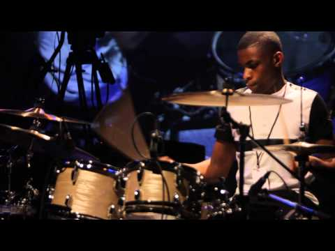 Michael Akrofi - Young Drummer Of The Year Finalist 2014