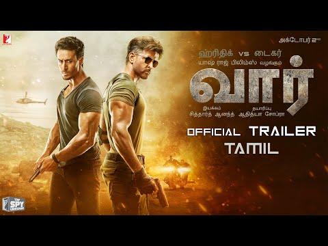War Tamil movie Latest Teaser