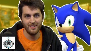 Archie Sonic is Broken AF | DEATH BATTLE Cast by ScrewAttack