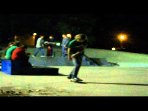 Mason Skating Newton Skate Park