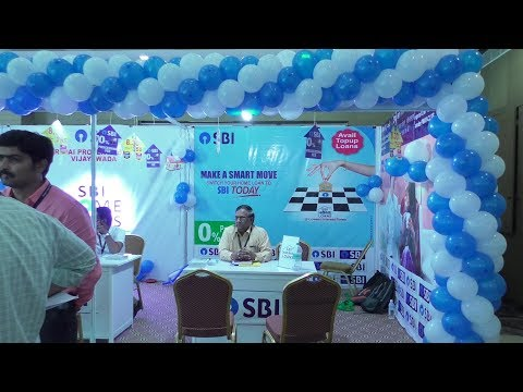 , State Bank of India Credai Property Show 2018