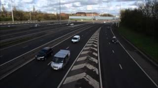 Glasgow Traffic Timelapse.wmv