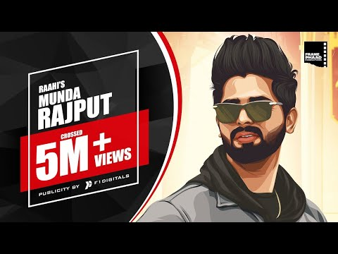 Munda Rajput - Raahi Rana | KP Music | Frame Phaad Productions | Latest Punjabi Song 2020