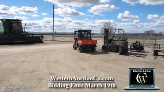 4. Lot 114   Kubota RTV900 Side By Side Utility Vehicle