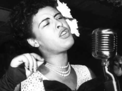 Thought - Billie Holiday left 50 years ago, but in our head her unique voice is still there... A very special thought of you Billie.