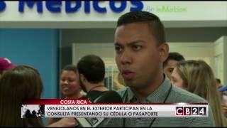 Nuestro periodista Gustavo Velazco se trasladó hasta uno de los puntos soberanos ubicado en el este de la capital costarricense para mostrarnos el desarrollo ...