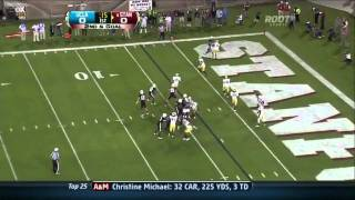 Andrew Luck vs UCLA 2011