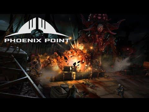 Phoenix Point -  Backer Build First Impressions (видео)