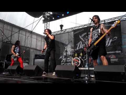 DeColt - DeColt - Mr. Beam (masters of rock 2016)