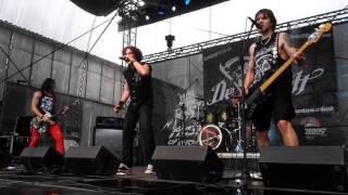 Video DeColt - Mr. Beam (masters of rock 2016)