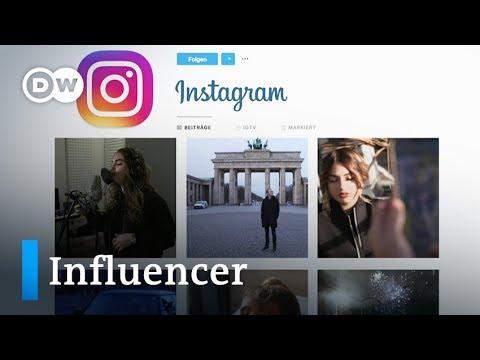 Influencer: Das ICH als Geschäftsmodell | Made in Germ ...