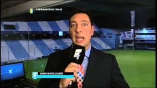 Nonton El análisis de García Lussardi. Rafaela 2 - Quilmes 4. Fecha 23. Primera División 2015. FPT. Film Subtitle Indonesia Streaming Movie Download