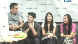 Live Chat: The Cast of Faithfully, July 3, 2012