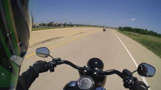 8. 2017 Harley Davidson Fat Boy S Demo Ride