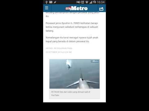 Video of Berita dari HMetro