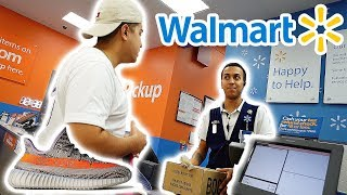 Today we returned my yeezy boost 350s to walmart!! The reaction was priceless! GIVING AWAY $100 IN GIFTCARDS!!https://gleam.io/8GL0M/gamestopxboxpsn-gift-cards-from-legitlooks-and-overtflowMORE DAILY EPISODES HEREhttps://www.youtube.com/playlist?list=PLL_I76GNm_F6drpVNfkeXnSsScJyNVqXG- CRAZY DEALS HERE!!http://www.legitlooksforlife.bigcartel.com- PO BOX (SEND ME SOMETHING)P.O. Box #14043 Zip- 78214 San Antonio, TX- SOCIAL MEDIA (FOLLOW ME)Instagram: https://instagram.com/timtheactorTwitter: https://twitter.com/theactortimSnapChat: https://snapchat.com/add/timtheactormusic by: www.soundcloud.com/engelwoodmusicFor business inquires please contact : LegitBookTim@yahoo.com