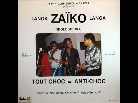 Zaiko Langa langa - La tout neige