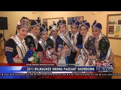 Suab Hmong News:  2013 Miss Wisconsin Hmong Pageant Showdown