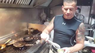 Video Rib Eye Steak. How to cook/pan fry a thick steak at home. MP3, 3GP, MP4, WEBM, AVI, FLV Agustus 2019