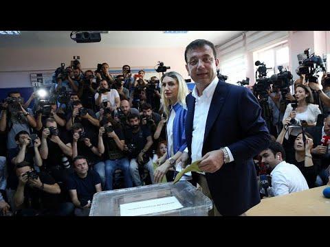Κωνσταντινούπολη: Νικητής ο Εκρέμ Ιμάμογλου