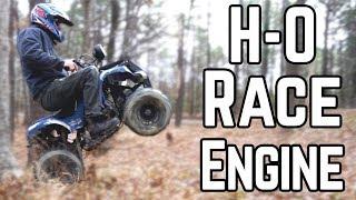 ATV 140cc 4 Speed Swap (FAST)