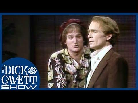 Robin Williams Improvises a Shakespearean Play | The Dick Cavett Show
