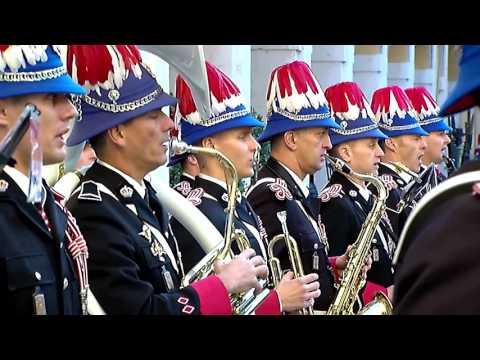 Nouveau Commandant chez les Carabiniers du Prince