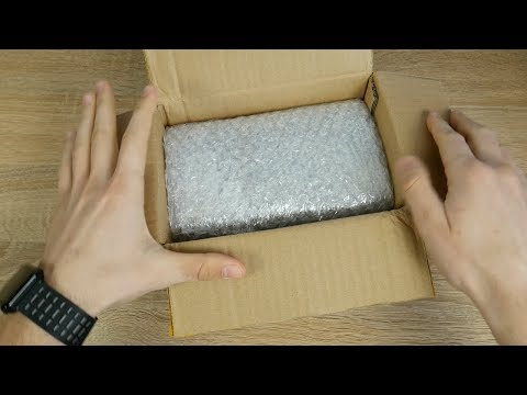 Купил на Аliexpress смартфон, а приехал КИРПИЧ? Распаковка огромного Doogee BL12000 Pro