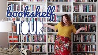 BOOKSHELF TOUR  (1,000+ BOOKS)