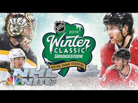 Video: 2019 NHL Winter Classic Preview: Boston Bruins vs. Chicago Blackhawks | NHL | NBC Sports