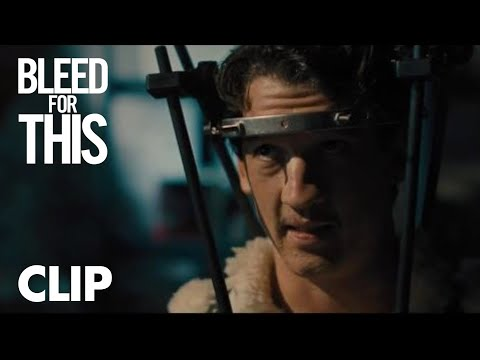 Bleed for This (Clip 'How to Give Up')