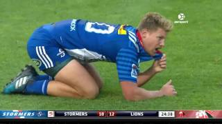 Stormers v Lions Rd.8 Super Rugby Video Highlights 2017
