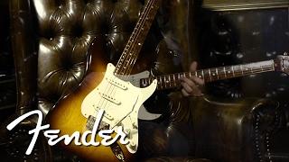 Video Fender Custom Shop Artisan Okoume Stratocaster Demo   Fender MP3, 3GP, MP4, WEBM, AVI, FLV Juni 2018