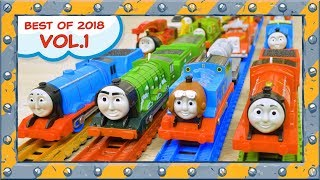 Video Best Challenges 2018 Compilation Vol.1 | TrackMaster | Thomas and Friends MP3, 3GP, MP4, WEBM, AVI, FLV Oktober 2018