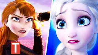 Frozen 2 New Threat To Elsa Revealed
