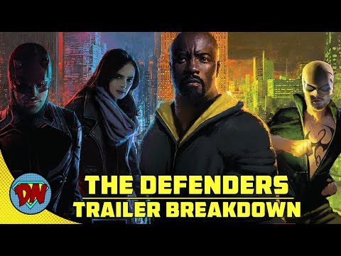 Marvel Defenders Trailer Breakdown | Explained in Hindi