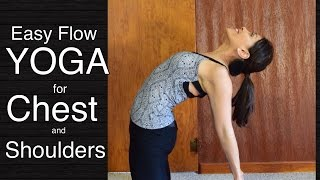 Video Yoga for Chest and Shoulders - 40 Minutes MP3, 3GP, MP4, WEBM, AVI, FLV Maret 2018