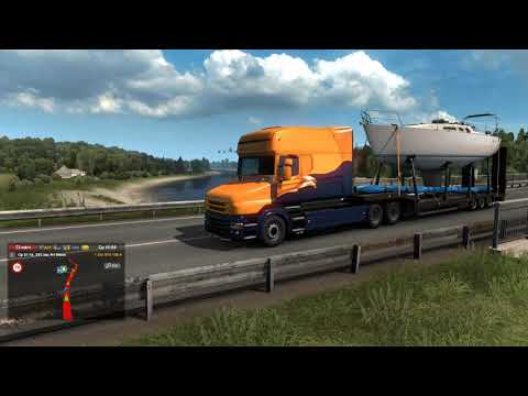 Scania T Mod v2.3.0 1.39.x