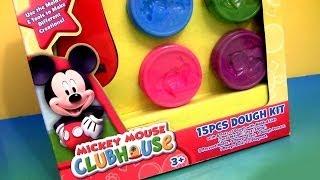 Play Doh A Casa Do Mickey Mouse Dough Kit Disney Junior Mickey Mouse Clubhouse