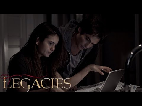 Legacies 3x01 : Damon and Elena appearance