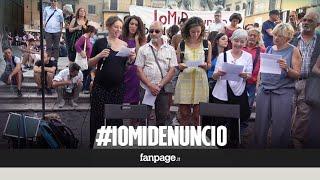 Ad un mese dal flash mob di Amnesty International, dove Gianluca Dicandia venne identificato dalle forze dell'ordine per il suo discorso critico verso il decreto Orlando-Minniti, attivisti e amici dell'avvocato denunciato hanno organizzato una manifestazione di solidarietà. Un sit-in al Pantheon, luogo dove Gianluca è stato identificato, durante il quale è stato letto il suo discorso, che gli è costata l'accusa di vilipendio alle istituzioni.http://youmedia.fanpage.it/video/al/WXEPxeSwXJAw0M5H