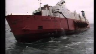 Video Voor de Britse kust gezonken schip naar Nederland   1983 MP3, 3GP, MP4, WEBM, AVI, FLV Juli 2018