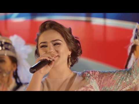 Нигина Амонкулова ва Дамирбек Олимов - Ранчидаи (Клипхои Точики 2017)