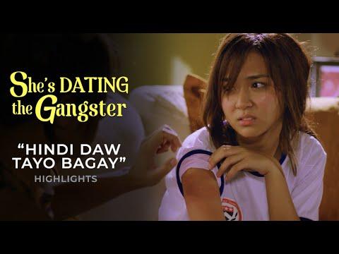 Hindi daw tayo bagay! | She's Dating The Gangster Highlights | iWant Free Movies